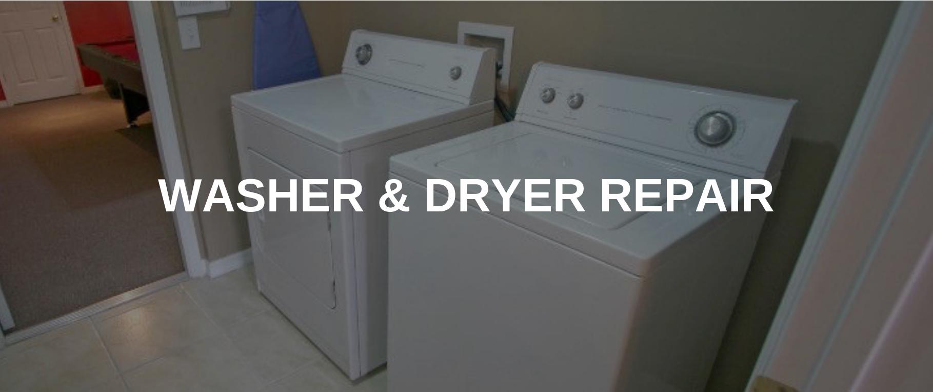 washing machine repair newington